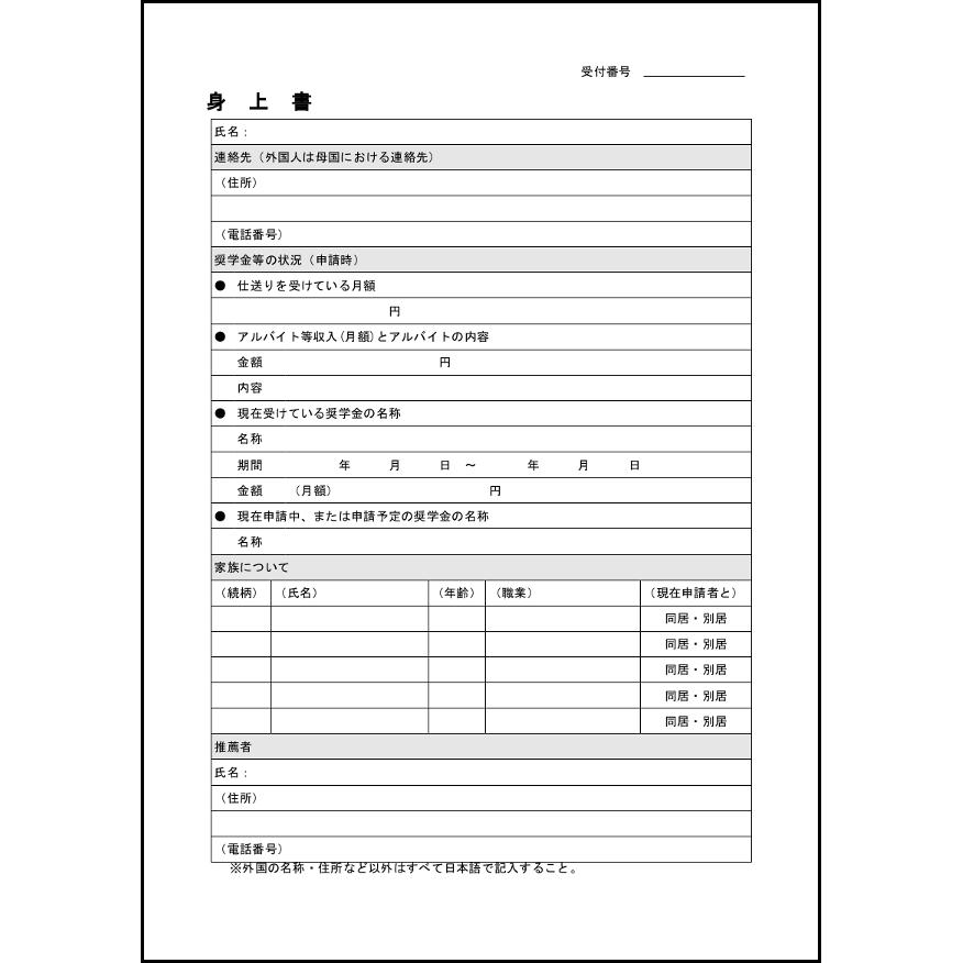 身上 (しんしょう, しんじょう) - Japanese-English ...